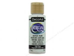 DecoArt Americana  Acrylic Paint 2oz - Light Sage